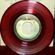 """BADFINGER """"Day After Day"""" rare 1971 Japan ONLY RED WAX 7"""" w/ps BEATLES HARRISON"""