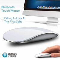 Magic Bluetooth Wireless  Arc Touch Computer Mouse Ultra Thin Ergonomic Optical