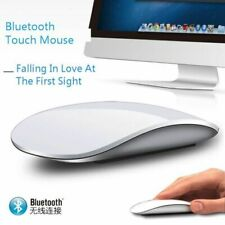 Magic Bluetooth Wireless  Arc Touch Computer Mouse Ultra Thin Ergonomic Optical