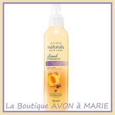 Spray DEMELANT cheveux BEURRE de KARITÉ et ABRICOT AVON