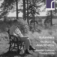 CLASSICAL V.A.-RAKASTAVA THE MUSIC OF JEAN SIBELIUS-JAPAN CD F56