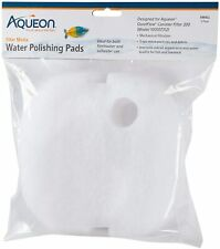 Aqueon QuietFlow Water Polishing Pads Small Canister Filter 200 model 100107312