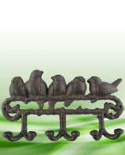 Handtuchhalter Eisen Wandhaken Eisen farbig farb L.25cm Haus+Garten sehr stabil