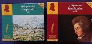 Mozart: Alle Symphonien / complete symphonies, 11CD, 2 Boxen, Edition Vol.12,20