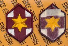 US Army 804th Medical Brigade dress uniform patch m/e