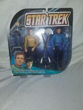 Star Trek Amok Time Spock & Kirk 2-Pack Action Figure Set 2008 Diamond