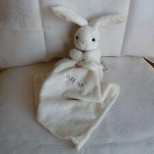 Doudou Lapin Babynat Baby Nat' - Blanc