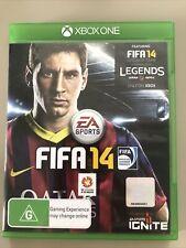 FIFA 14 (Microsoft Xbox One, 2013) komplett in Box und getestet