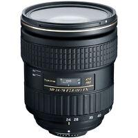 Tokina 24-70mm F/2.8 AT-X Pro FX Lens for Nikon. U.S. Authorized Dealer