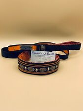 Gorgeous Handmade Slip Lead/Collar and Leash from Heaven and Earth Energy