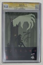 Wytches 1 CBLDF Variant CGC SS 9.8 signed by Scott Snyder and Cliff Chiang Image