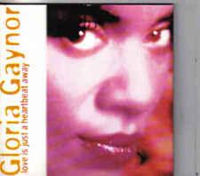 Gloria Gaynor-Love Is Just A Heartbeat cd single