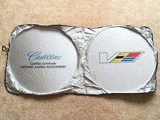Foldable Sun Shade Visor Windshield Cover UV Isolate For Cadillac ATS-V CTS-V XT