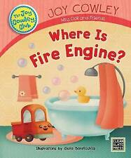 Where is Fire Engine? (Joy Cowley Club) by Cowley, Joy | Paperback Book | 978092