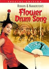 Flower Drum Song [Special Edition & WS] (2008, DVD NEUF) CLR/AWS (RÉGION 1)