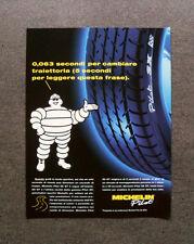 [GCG] L235- Advertising Pubblicità -1997- MICHELIN PNEUMATICI PILOT SX GT