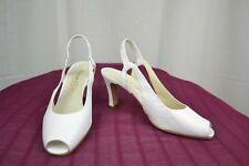 Open Court Shoes STONE CHUPIN White Leather T 39,5 MINT