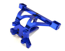 C28687BLUE Billet Machined Front Body & Pin Mount for Traxxas 1/10 E-Revo 2.0