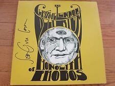 Sean Lennon signed LP in person coa + Proof! John Lennon son Beatles
