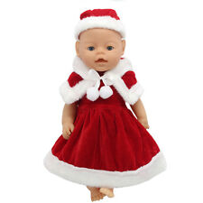 1set Doll Clothes Wear For 43cm Baby Born zapf (only sell clothes ) MG-030