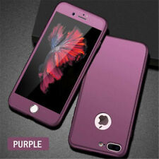 Shockproof 360° Full Case Cover With Screen Protector For iPhone 12 11 XS XR 8 7