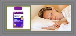 Equate Night Time Sleep Aids 365 ct-Non Habit forming -Diphenhydramine HCI 25 mg