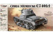 MIRAGE HOBBY 72619 1/72 German Tank C 740(r)