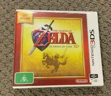 The Legend of Zelda: Ocarina of Time 3D Nintendo 3DS PAL AU Release