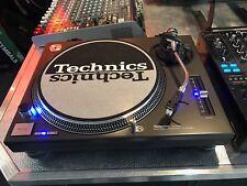 Blaues LED Umbauset  für DJ Plattenspieler Technics MK2 SL-1200 / 1210