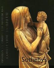 Sotheby's ///  Dormeuil Medieval Ivories & Enamels Auction Catalog 2007