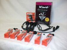 suits: VZN167 HILUX Landcruiser Prado VZJ90 5VZFE V6 Spark plugs+IGNITION leads
