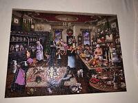 Waddingtons Limited Edition Can You Find Hidden 12 Days Christmas Jigsaw 1000