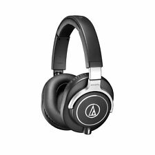 Audio Technica ATH-M70X Pro Studio Monitor Headphones 3-detachable Cables Inc.