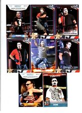 Sting Wrestling Lot of 8 Different Trading Cards WWE TNA S-G3