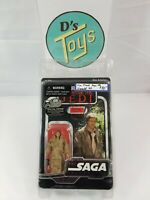 Star Wars Saga Collection Han Solo (in Trench Coat)