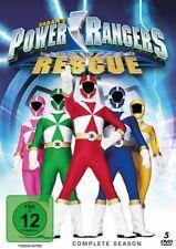 POWER RANGERS - LIGHTSPEED RESCUE - DIE KOMPLETTE STAFFEL Season 8 5 DVD Box Neu
