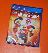 LEGO The Incredibles PS4 Brand New and Sealed