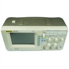 New Rigol Digital Oscilloscope DS1052E 50Mhz 1Gsa/S 1Mpts 3 Years Warranty wu