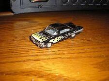 Nice Racing Champions 1960 Chevy Impala Bel Air Pro Street Lowrider Black