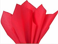 """20"""" x 24"""" Premium Gift Wrapping Tissue Paper - Red, 10PC"""
