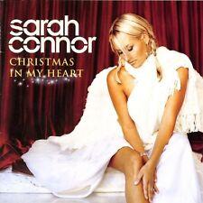 SARAH CONNOR - CHRISTMAS IN MY HEART  CD  12 TRACKS WEIHNACHTS-POP  NEU