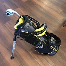 "NEW USKG Kids Golf 42"" 7 Iron and Bag"