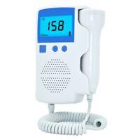 Household Digital Fetal Doppler Baby Heart Rate Detector