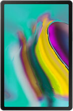 "Samsung Galaxy Tab S5e 10.5"" SM-T725 4+64GB WiFi+LTE 4G ITALIA Tablet Black Nero"