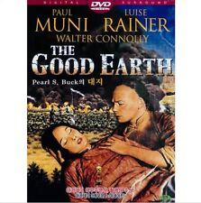 The Good Earth (1937) DVD (All,Sealed,NEW) ~ Paul Muni