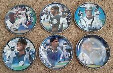 Ken Griffey Jr. King Of The Majors Bradford Exchange Collector Plates Set of 6
