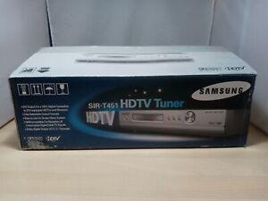 Samsung Digital HDTV Tuner SIR-T451 Dolby & DVI w Remote