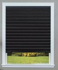 Redi Shade  Paper Window Blinds Black Out Pleated 48 x 72 in Inch NEW Original