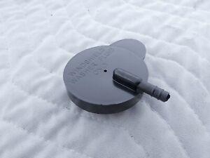 1962 - 79 CHEVY II NOVA Windshield Washer Fluid Bottle Jar Cap w/ Fill Markings