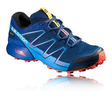 Chaussures de fitness, athlétisme et yoga bleus pour homme, pointure 47